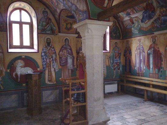 Zitomislic Monastery: Inside