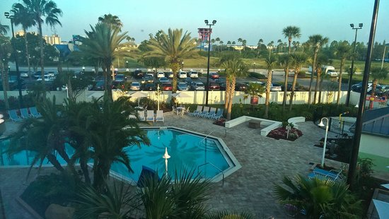 Four Points by Sheraton Orlando International Drive : View from Room