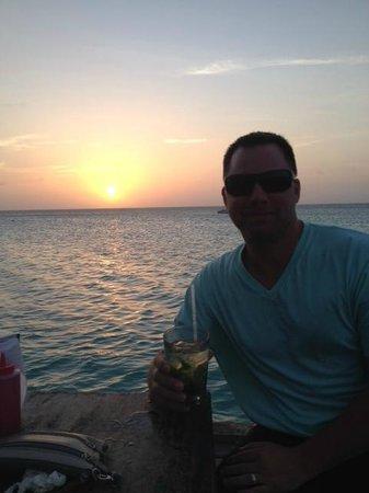 Aruba Marriott Resort & Stellaris Casino: BB Sunset