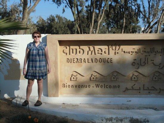 Club Med Djerba la Douce : l'entrée
