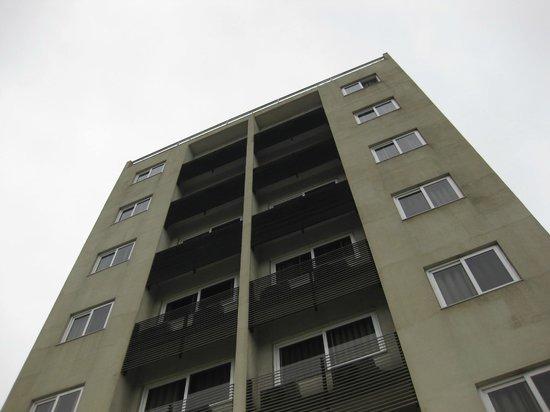 Roots Apartment Hotel: hotel apartment
