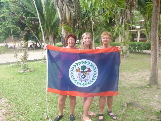Cave Tubing with Vitalino Reyes: We love Belize