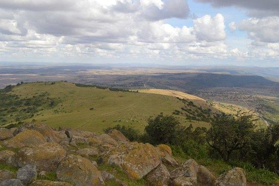 View south from the Ngong Hills