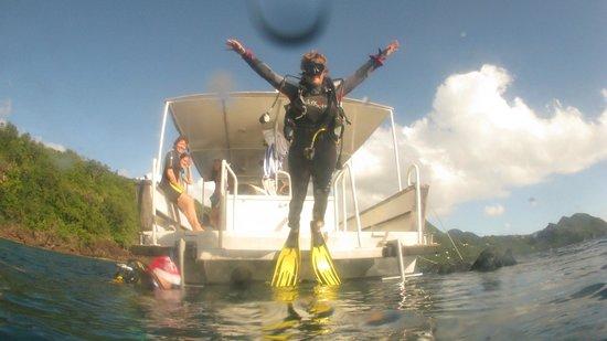 Plongée Martinique, MARIN PLONGEE Martinique, martinique plongée, club de