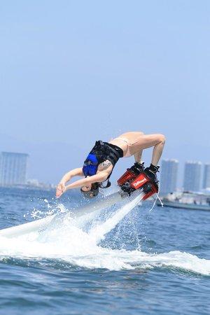 Flyboard PV