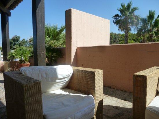 Club Med Kamarina : un petit coin sympa au bar principal