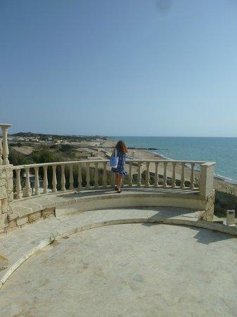 Club Med Kamarina : vu sur la mer