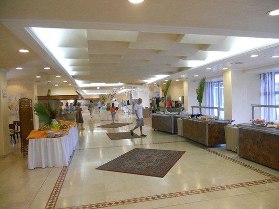 Club Med Kamarina: le restaurant de l'hôtel