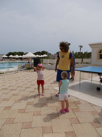 IBEROSTAR Diar El Andalous : Samuel and his fans