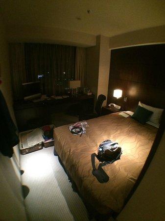 Hotel Metropolitan Edmont Tokyo: Room