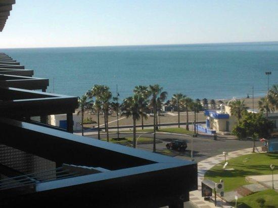 ClubHotel Riu Costa del Sol: vista desde la terraza de la habitacion