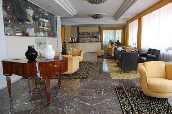 Hotel Continental: Hall dell'albergo