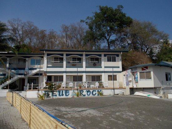 Blue Rock Beach Resort : hotel