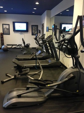 The Saint Hotel, Autograph Collection: Great workout room