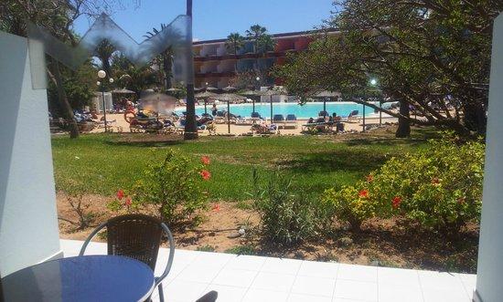 Hotel Fuerteventura Playa: Terrazino