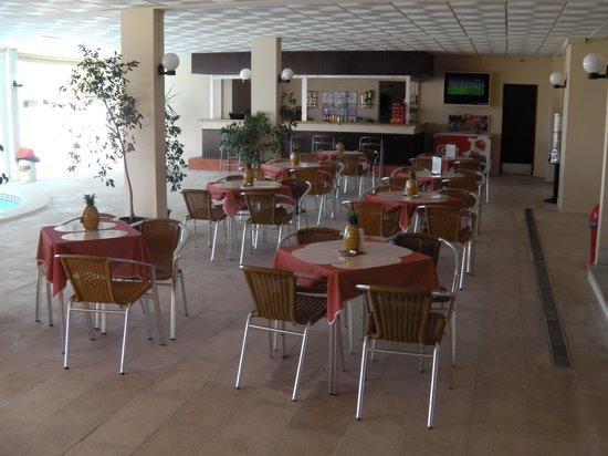 AlvorMar - Apartamentos Turisticos: Snack bar