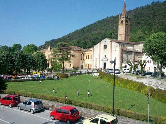 Santuario Madonna della Salute Monteortone: 1 maggio 2014