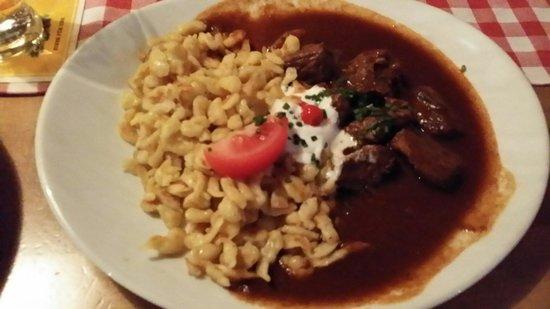 Gasthaus zum Sternen: Sehr gute essen freundliche bedienung ...kommen sicher wieder