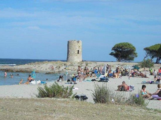 Siniscola, Italy: spiaggetta San Giovanni