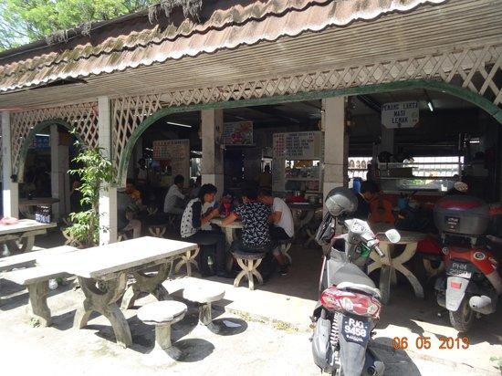 Tan Sam Guan Seafood : View of restaurant