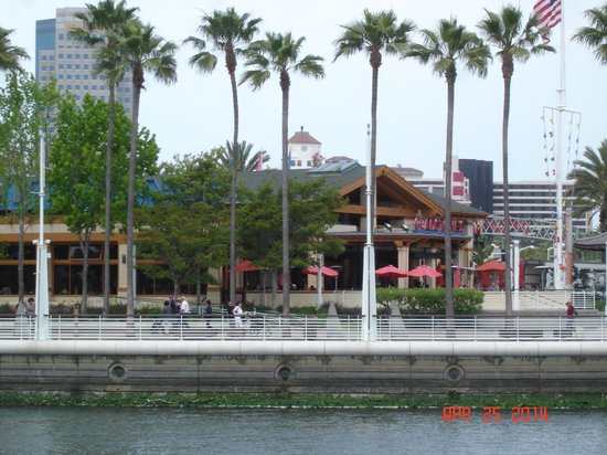 Gladstone S Long Beach View Of From