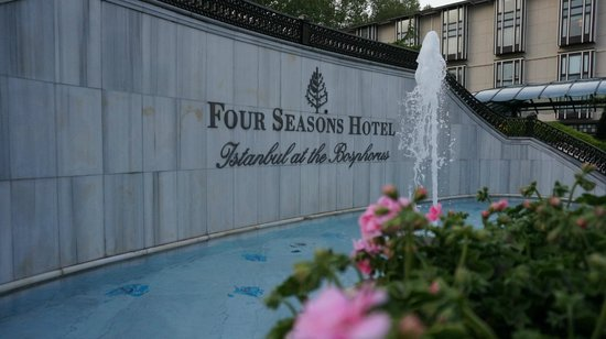 Four Seasons Istanbul at the Bosphorus : Entry