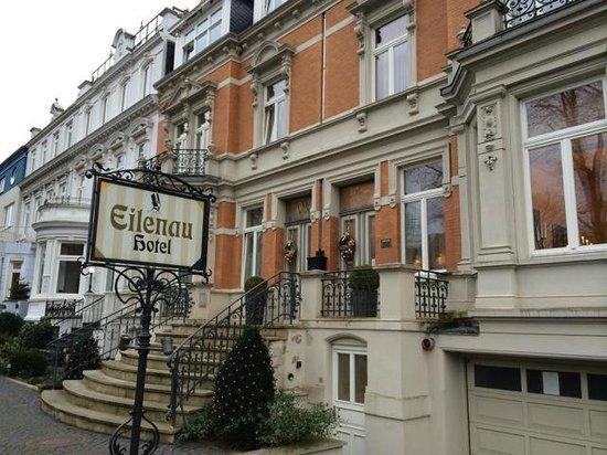 Eilenau Hotel: The hotel facade
