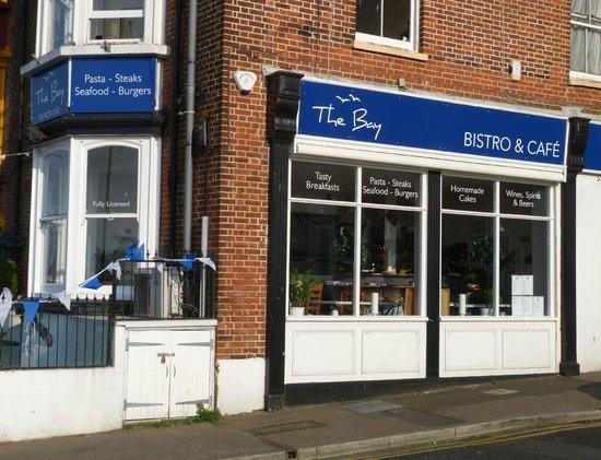 The Bay Bistro & Cafe, Herne Bay