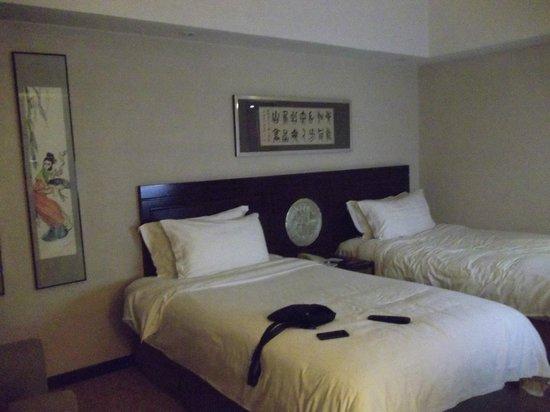Gudu Wenhua Hotel: Our room