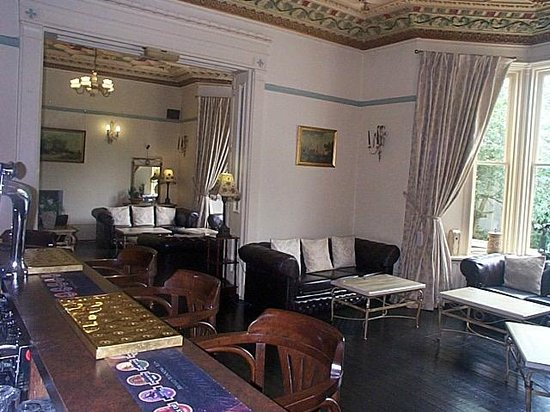 Rosehill House Hotel: Lounge
