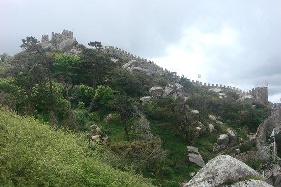 Castle of the Moors: RUINAS DO CASTELO