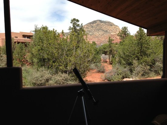 The Suites at Sedona : View from our balcony