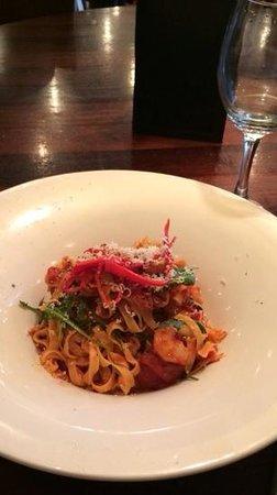 Gusto - Newcastle: Prawn Dish