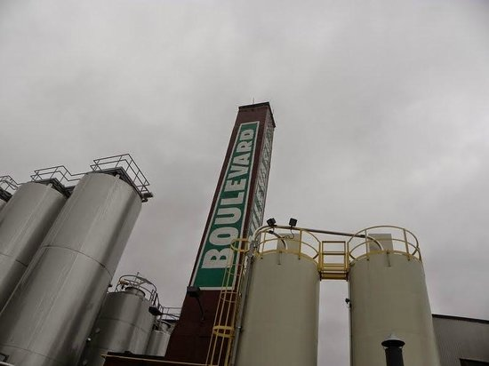 Boulevard Brewing Company : The Boulevard Stack