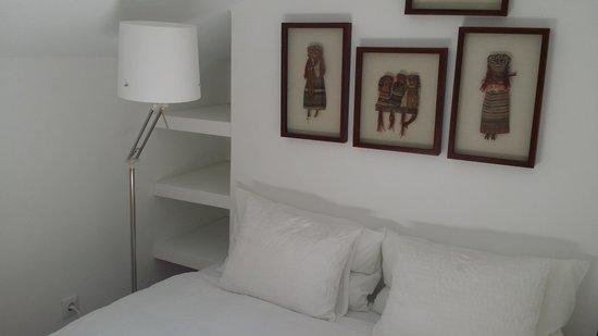 Portas Do Sol Apartments: Bedroom