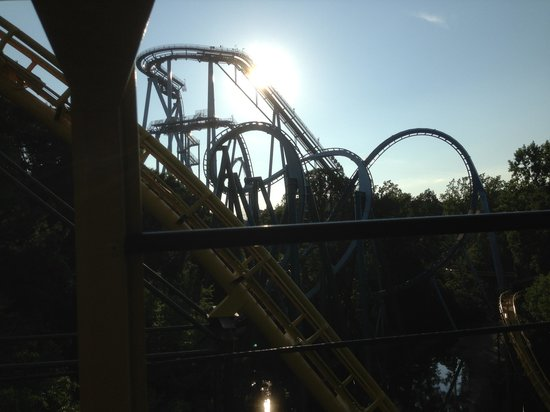 Having Fun Picture Of Busch Gardens Williamsburg
