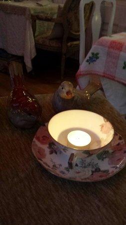 I Sapori di Giovy : un particolare del tavolo ;)