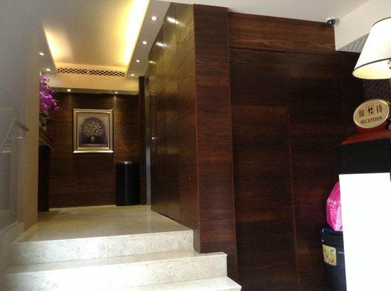 VP Hotel: ресепшн