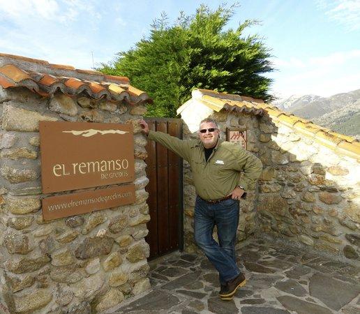 El Remanso de Gredos: COME in! You will love it!