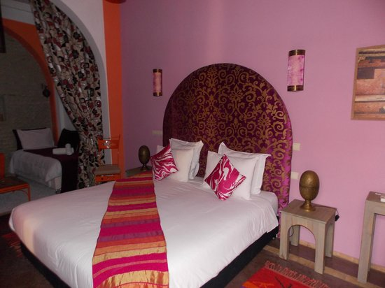 Dar Alif: chambre avec suite