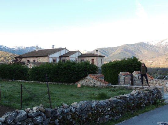 El Remanso de Gredos: View from the village!