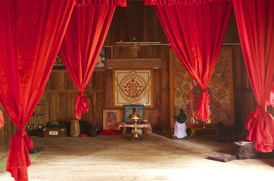 Ayurveda Yoga Villa: Pooja room