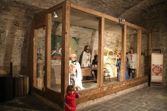 Chateau de Bouillon: Bouillon - partir en Croisade