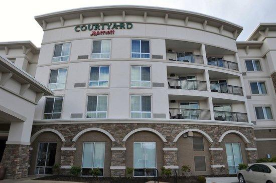 Courtyard Boone : Hotel