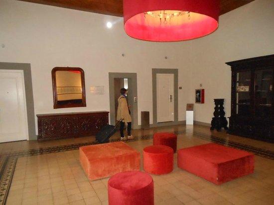 NH Collection Firenze Porta Rossa: zona comune 2° piano