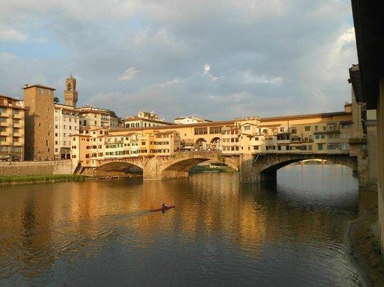 NH Collection Firenze Porta Rossa : Ponte Vecchio
