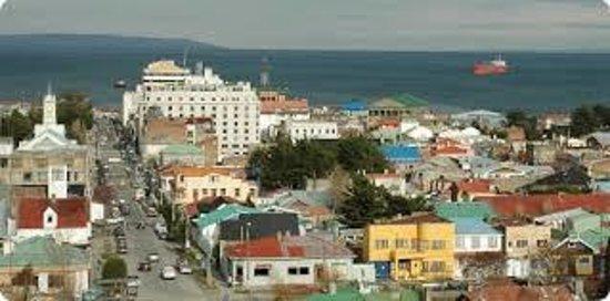 Punta Arenas y Hotel Cabo de Hornos