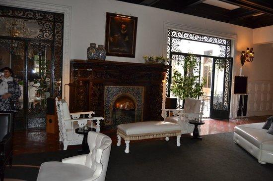 Hotel Infante Sagres : hall