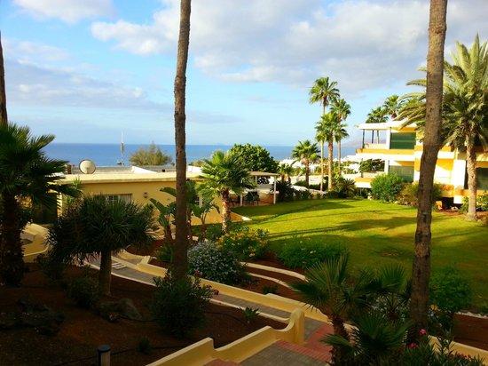 LABRANDA El Dorado: The view from our apartment veranda, nice huh? all calm and nice.