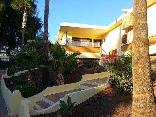 LABRANDA El Dorado: This is the apartment nr 26. LARGE one.